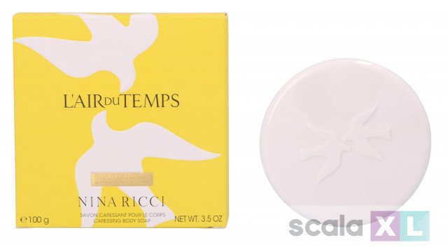 Nina Ricci L'Air Du Temps Caressing Body Soap 100ml