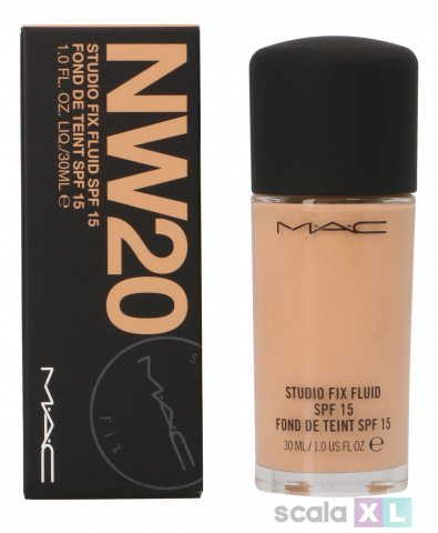 MAC Studio Fix Fluid Foundation SPF15