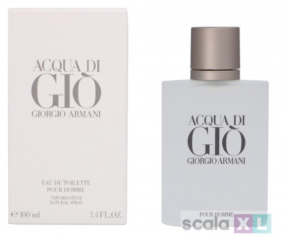 Armani Acqua Di Gio Pour Homme Edt Spray 100ml