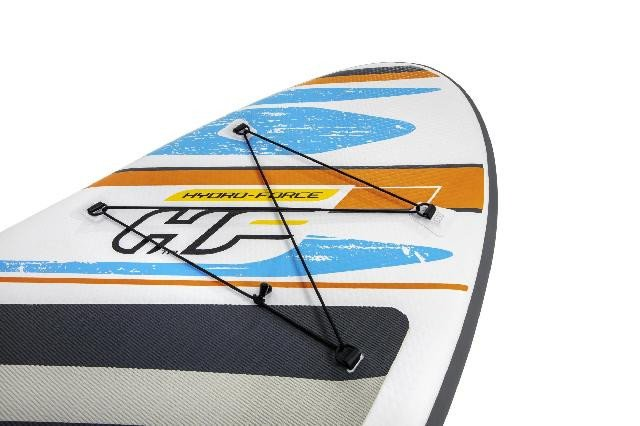 Hydro Force SUP Board White Cap Set - Maximal 120 kg